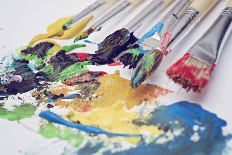 Artwork equipment stock images