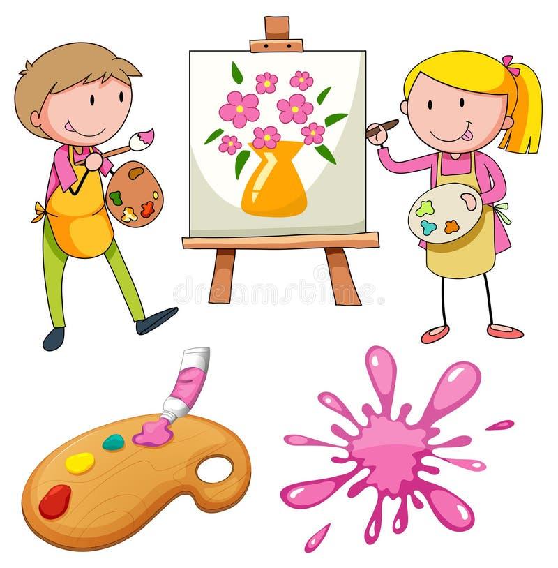 artyści ilustracji