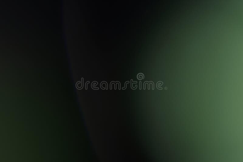 Arty do brilho do sumário do alargamento da lente da luz suave simples foto de stock royalty free