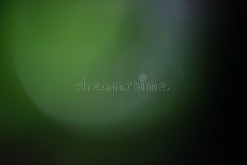 Arty do brilho do sumário do alargamento da lente da luz suave simples imagem de stock