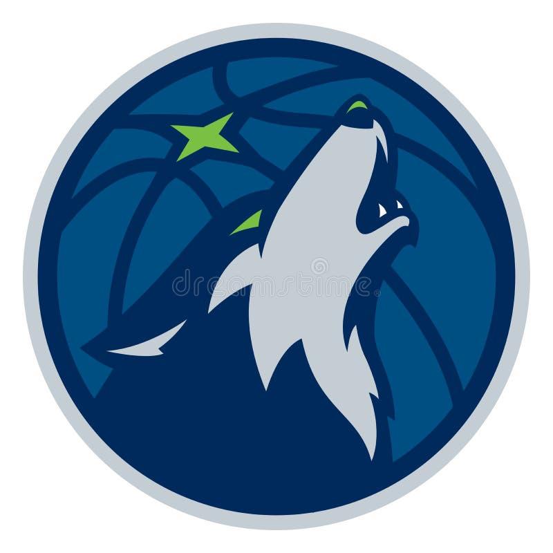 Artykuł wstępny - Minnesota Timberwolves NBA obraz stock