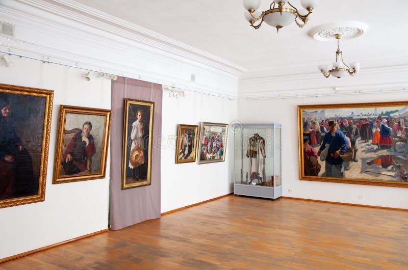 artysty galery ivan kulikov obraz royalty free
