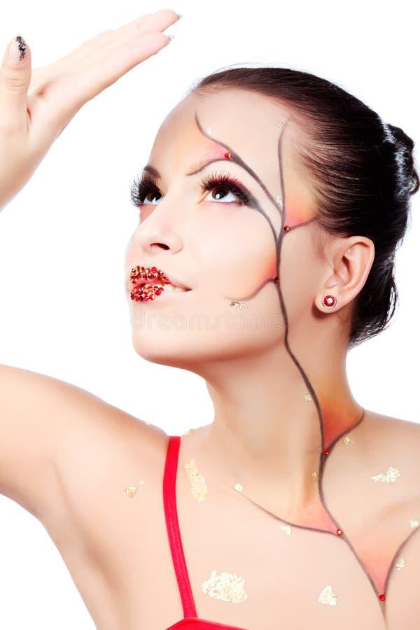 artystyczny tancerz fotografia royalty free