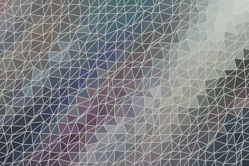 Artystyczny trójboka paska tła wzoru abstrakt Tło, ilustracja, sieć & grafika, royalty ilustracja