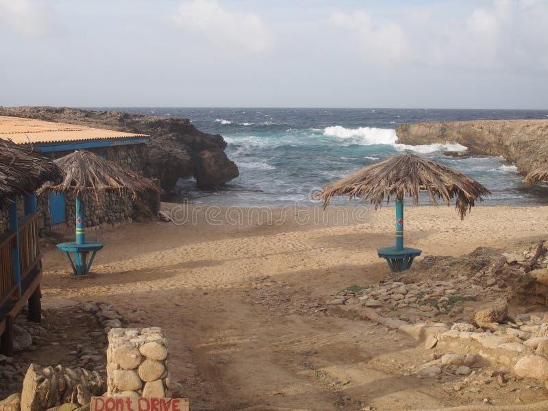 Aruba stock afbeelding