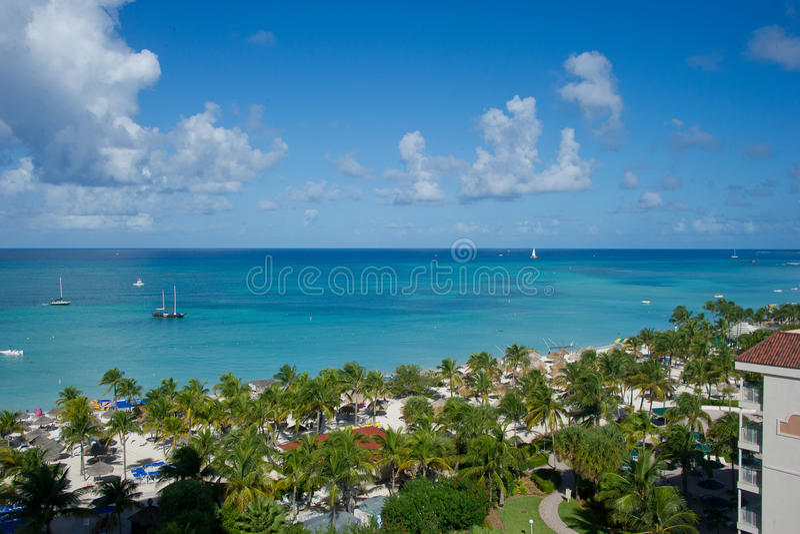 Aruba royalty free stock photography