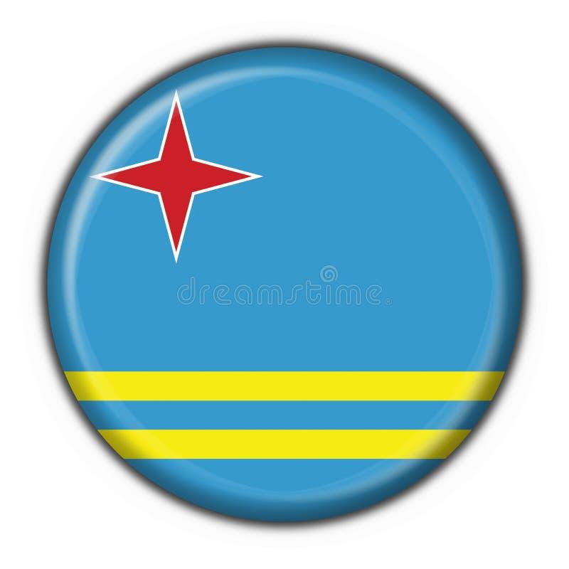 Download Aruba Button Flag Round Shape Royalty Free Stock Photos - Image: 4214348