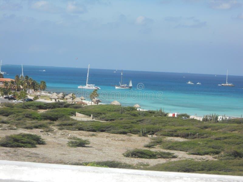 Aruba royalty free stock image