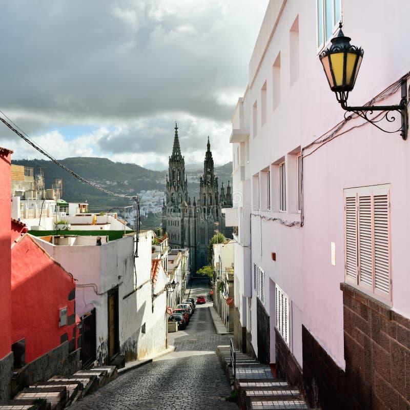 Arucas, Gran Canaria stock foto's
