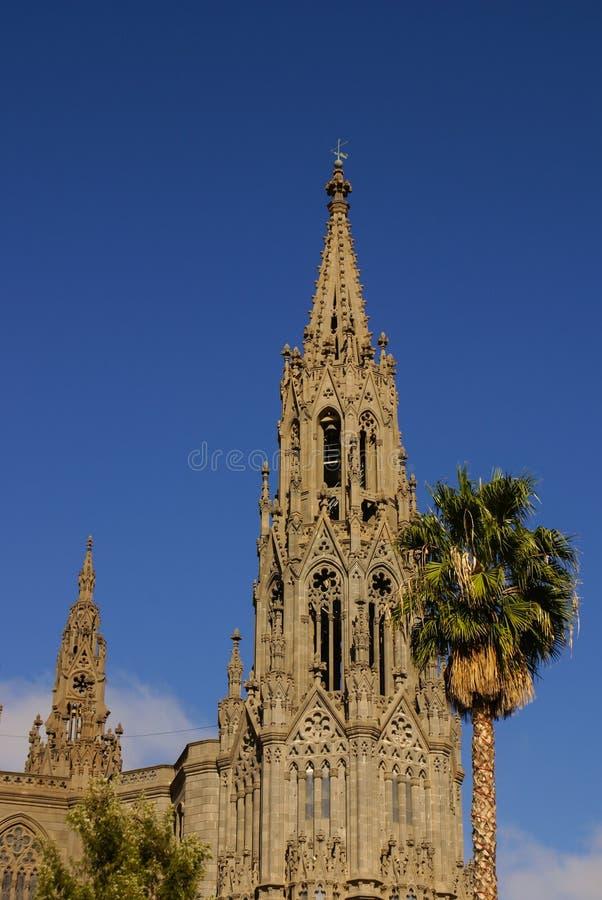 Arucas, Gran Canaria, islas Canarias, España. imagen de archivo libre de regalías