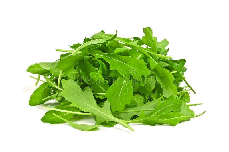 Arugula photo stock
