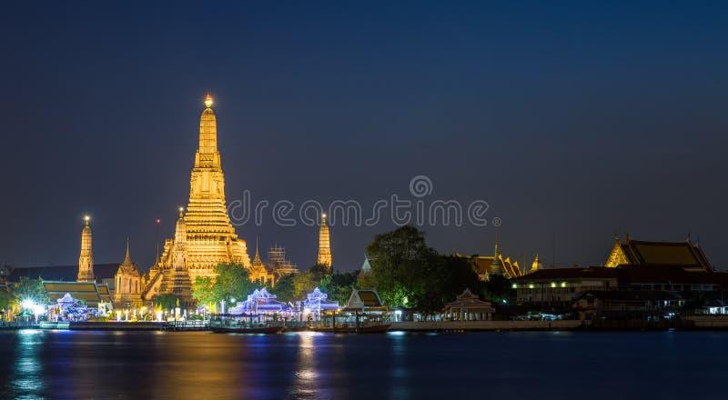 Arun de Wat, Bangkok photos libres de droits