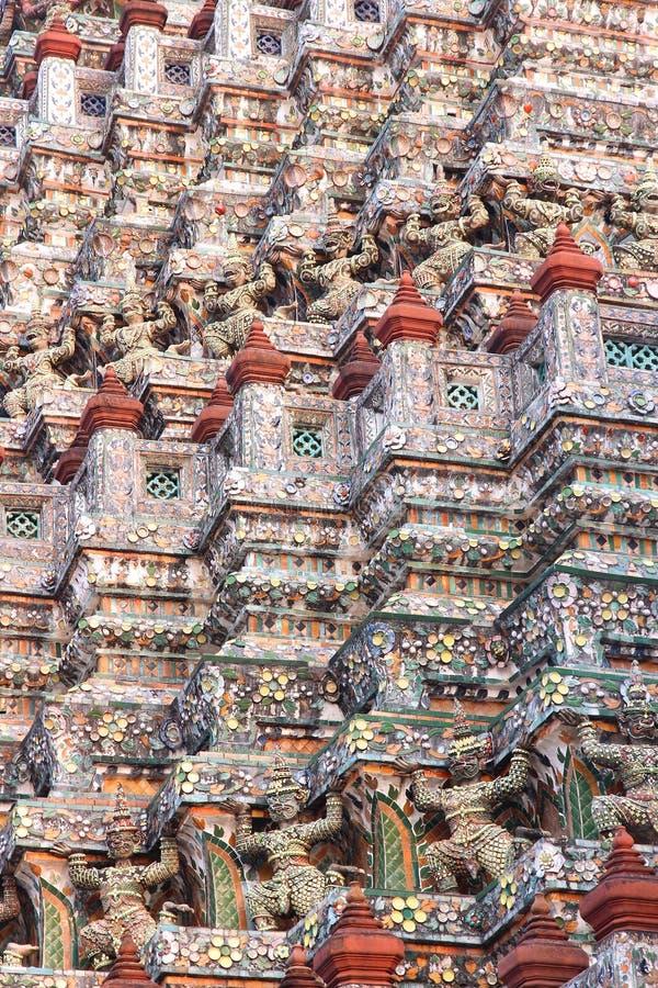 Arun de Wat, bangkok imagen de archivo