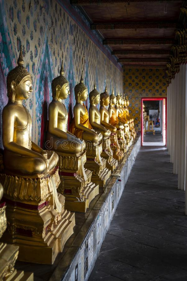 Arun de Wat de Thaïlande Bangkok photographie stock libre de droits
