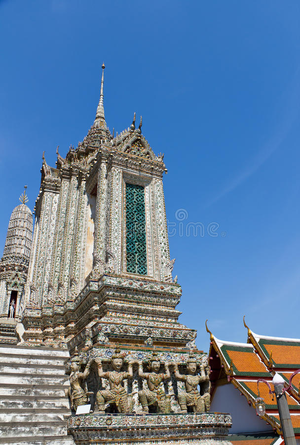 Download Arun Temple In Bangkok, Thailand Stock Photo - Image: 17648082