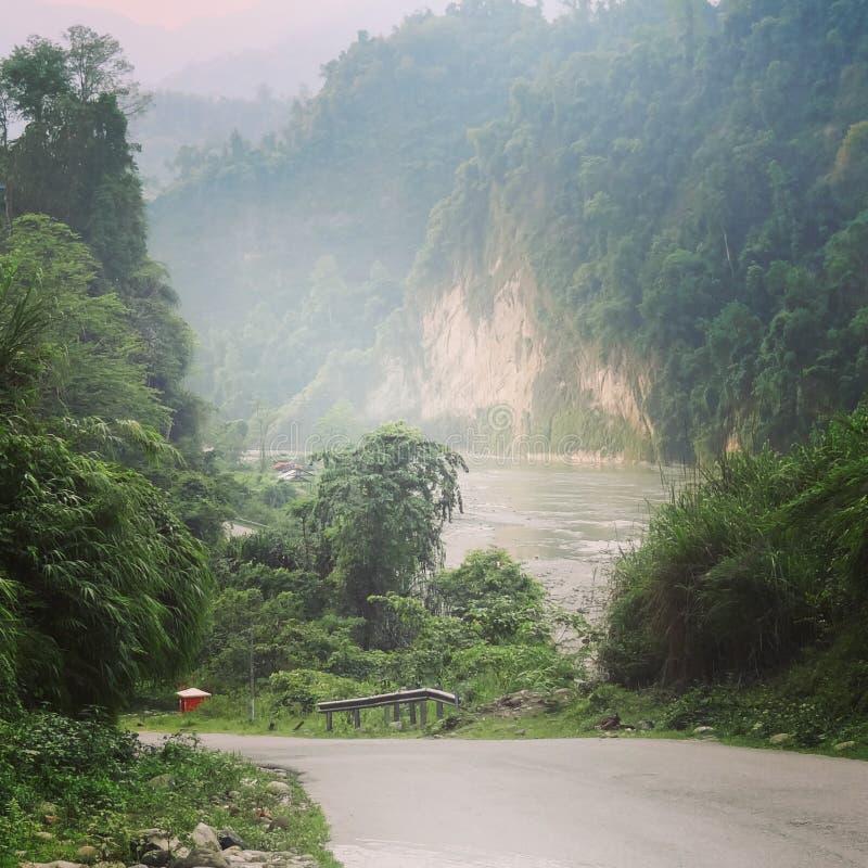 Arunachal photo stock