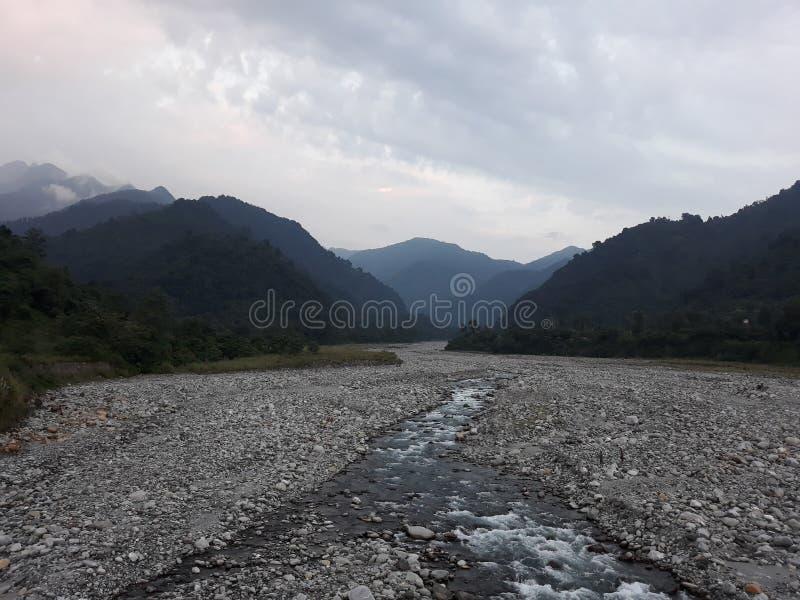 Arunachal pradesh Indie obraz stock