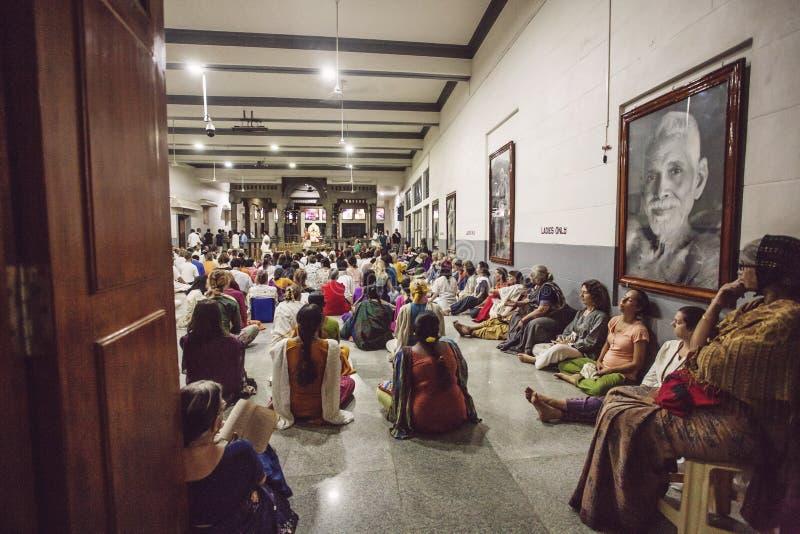 Arunachala, Tiruvannamalai/Tamil Nadu/Indi lizenzfreie stockbilder