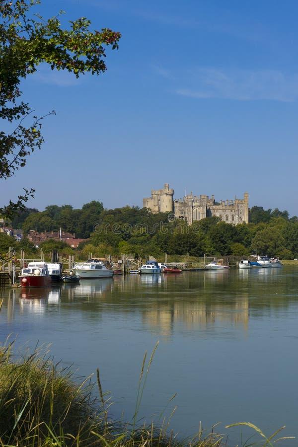Arundel Castle ,West Sussex, England UK stock photo