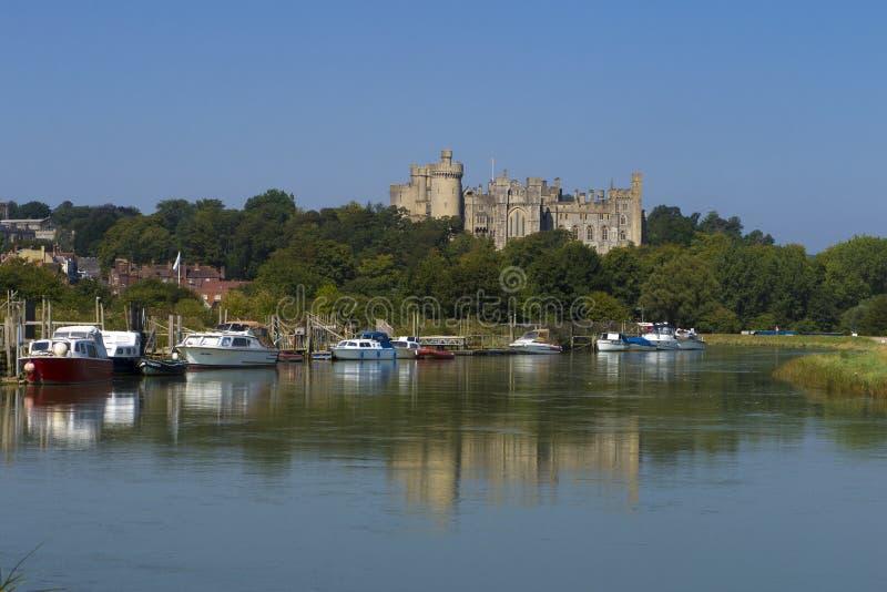 Arundel Castle ,West Sussex, England UK royalty free stock photography