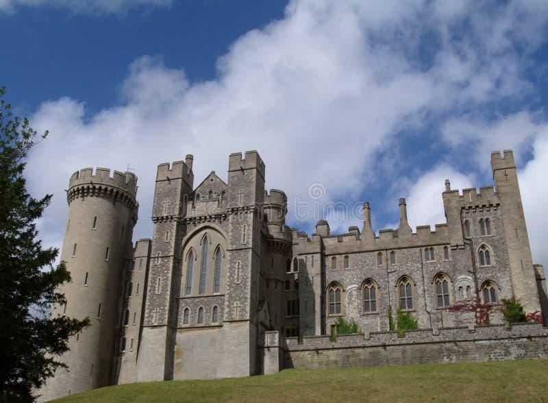 arundel zamku zdjęcie stock