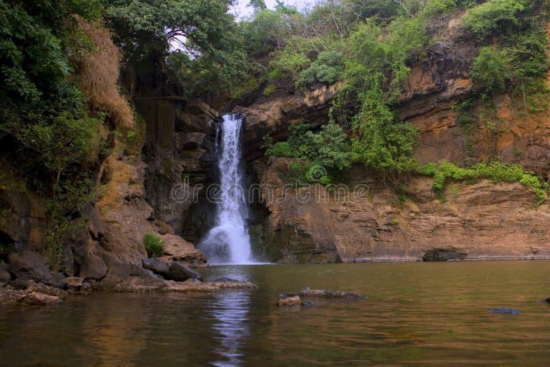 Arvalem tombe dans l'Inde, Goa image stock