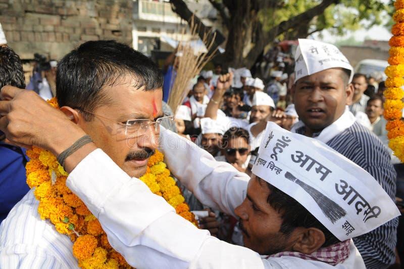 Arvind Kejriwal . stock image