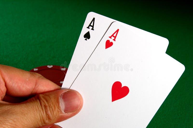 As 2 del póker