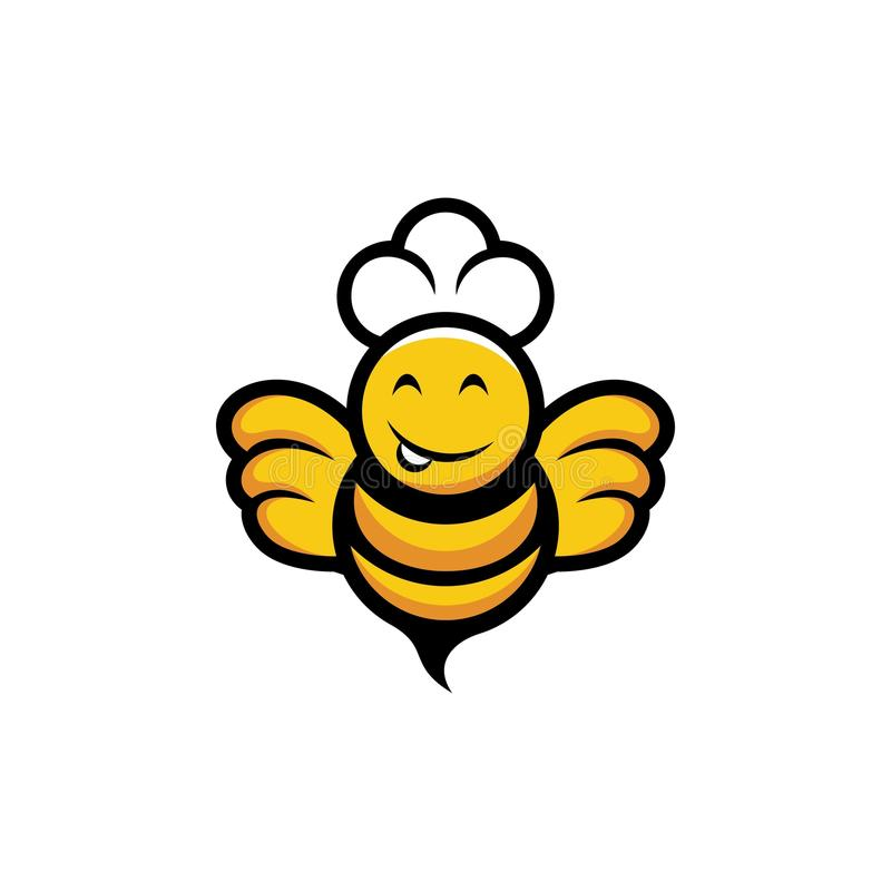 As abelhas kithen imagens de stock