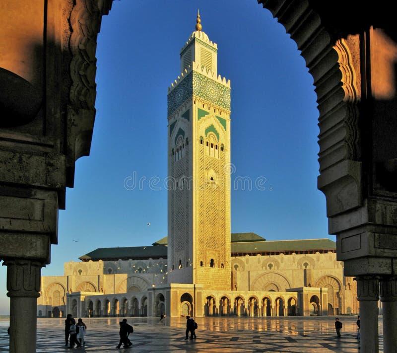 As antiguidade de Marrocos antigo fotografia de stock