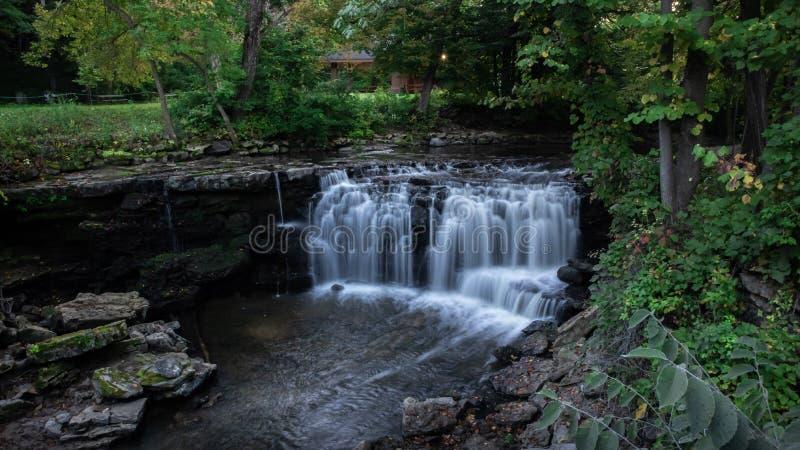 As aventuras da natureza estão sempre a acalmar-se! fotografia de stock royalty free