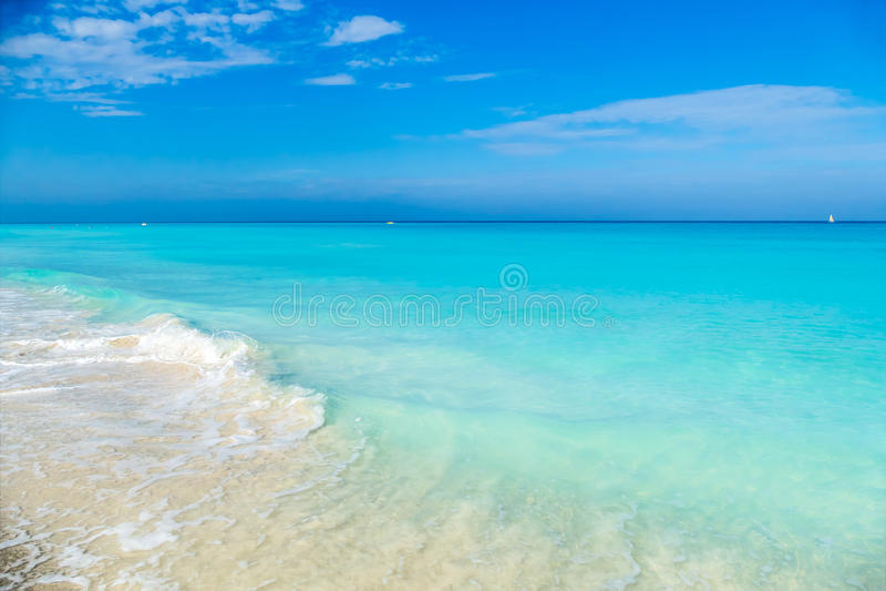 As Caraíbas, Cuba foto de stock royalty free