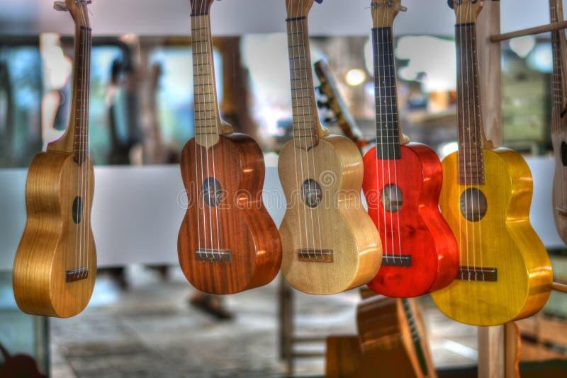 As cores da música como um arco-íris foto de stock royalty free