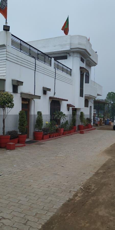 As faixas do distrito de Utar Pradesh na índia fotografia de stock royalty free