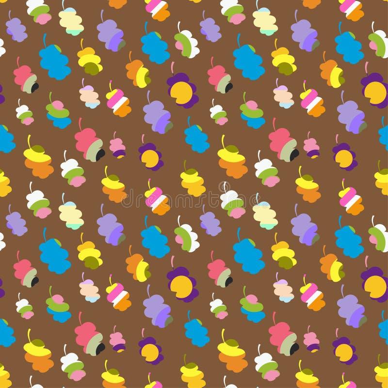 Download As Folhas De Outono Estão Caindo Ilustração do Vetor - Ilustração de outono, ornament: 26510443