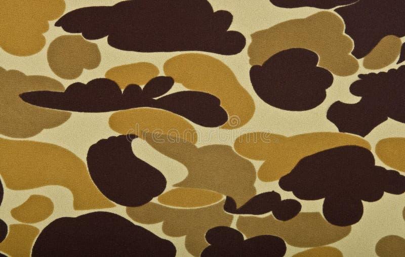 As forças armadas camuflam o fundo imagem de stock