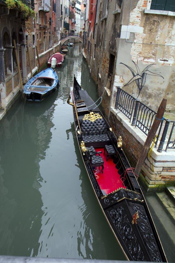 Download Veneza foto de stock. Imagem de preto, veneza, vermelho - 29828598