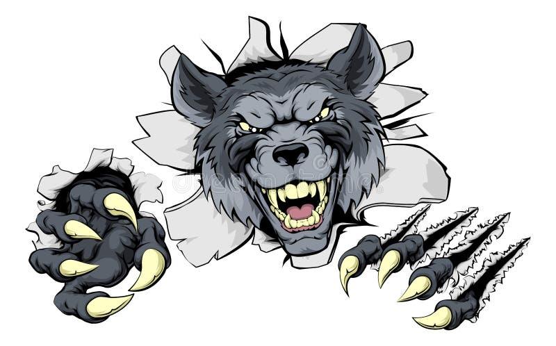 As garras do lobo estoiram