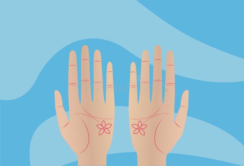 As mãos. imagens de stock