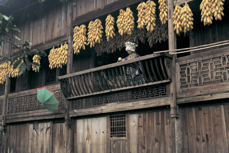 Download Hmong no sudoeste China imagem editorial. Imagem de mulher - 29839415