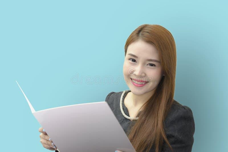 As mulheres de negócio asiáticas bonitas fotos de stock