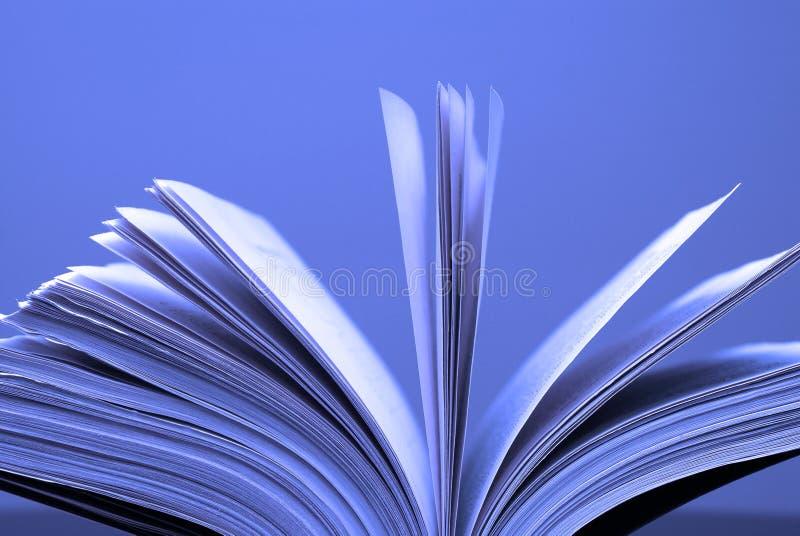 Download As páginas do livro abrem foto de stock. Imagem de ninguém - 12808310