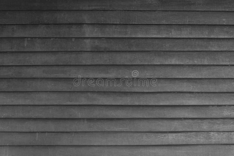 As paredes de madeira fizeram da madeira vista vêm como paredes e pregos guardar Original tailandês do vintage popular da decoraç fotografia de stock