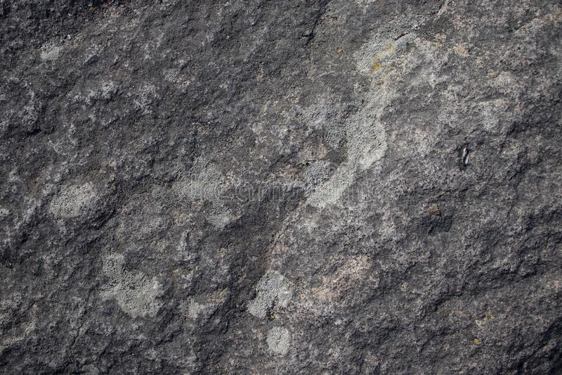 As pedras fotografaram o close-up, textura cinzenta bonita da mola fotos de stock royalty free