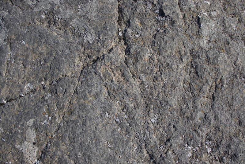 As pedras fotografaram o close-up, textura cinzenta bonita da mola imagens de stock royalty free