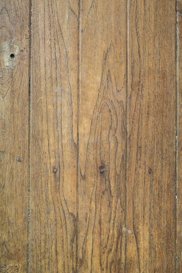 As placas de madeira velhas têm traços de tempo imagem de stock