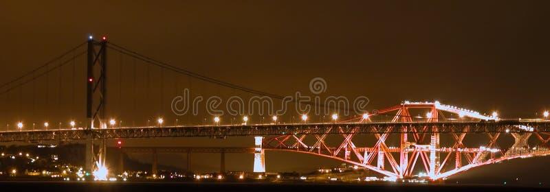 As pontes foto de stock royalty free