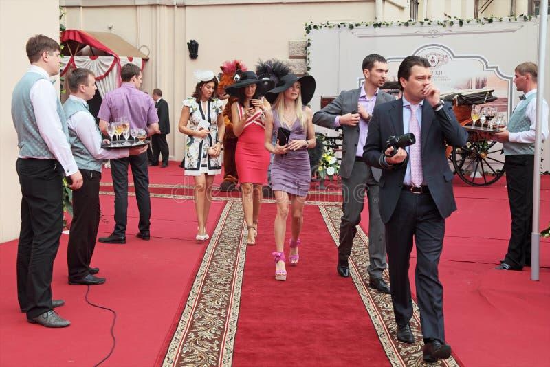 Download As Raças Para O Prêmio Do Presidente Do RF Imagem de Stock Editorial - Imagem de competições, moscow: 26515439