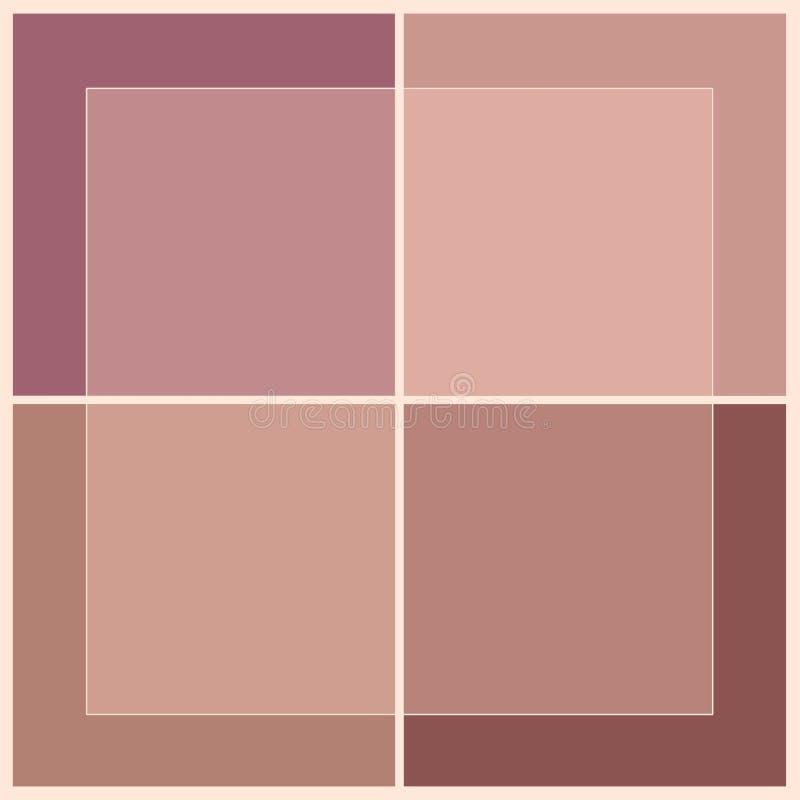 As telhas roxas Texture o teste padrão ilustração stock