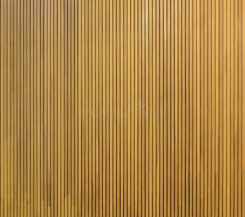 As venezianas de madeira texture o fundo sem emenda, sarrafos da madeira imagem de stock